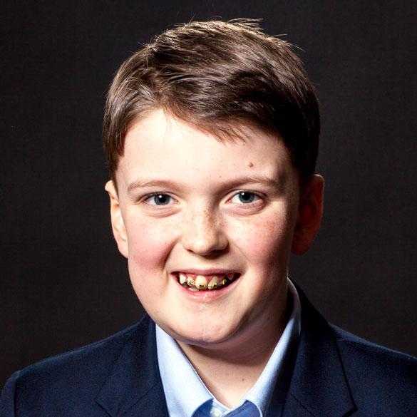 14-year-old, Matthew Cartisser.